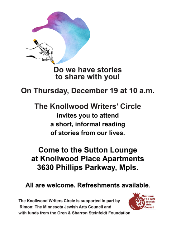 Knollwood Writers
