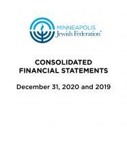 financial statement 2020